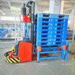 Laser Forklift AGV