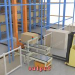 Automated Vertical Warehouse System