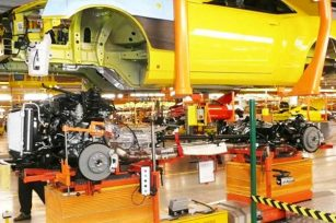 Chassis Assembly AGV