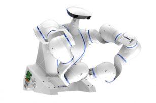 DSCR3 Dual Arm Cobot — DUCO